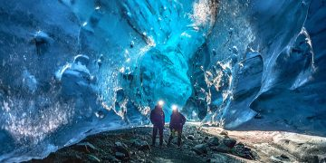 Científicos hallan virus antiguos y desconocidos en un glaciar