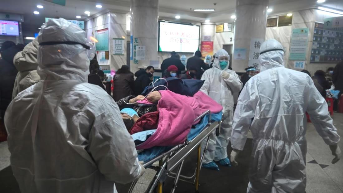 Coronavirus llegaría a su punto máximo en Febrero. Dos casos confirmados en Rusia y Reino Unido