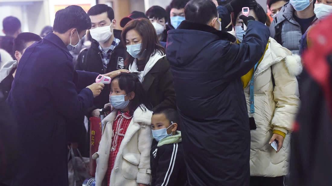 Cuarentena a 13 ciudades y 41 millones de personas en China por coronavirus