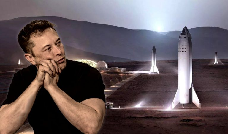 Elon Musk: «llevaré un millón de personas a Marte para 2050»