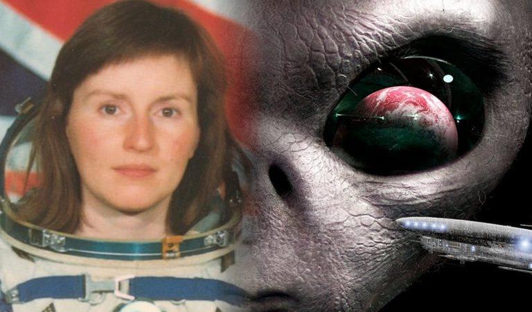 Alienígenas existen y viven entre nosotros, afirma primera astronauta británica