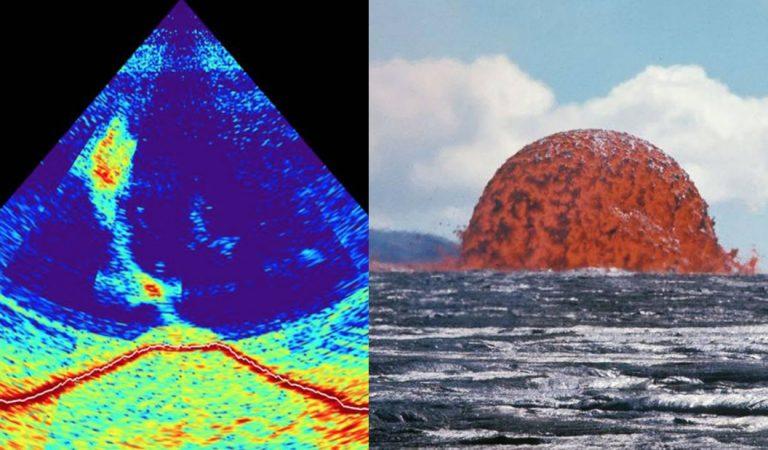 Gran enjambre de terremotos indica nacimiento de un volcán y abundante magma se libera en fondo marino