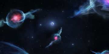 Hallan seis objetos en el centro de la Vía Láctea que no se parecen a nada conocido