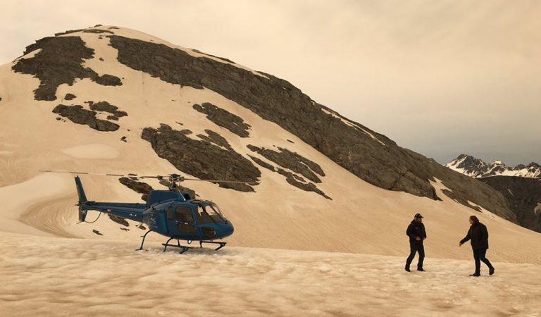 Incendios en Australia han vuelto marrones glaciares a 2.000 kilómetros