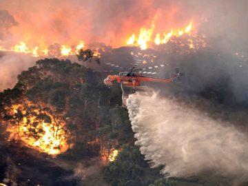 Incendios forestales en Australia no cesan y traerán condiciones catastróficas