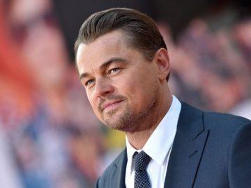 Leonardo DiCaprio donará $ 3 millones para ayuda contra incendios en Australia
