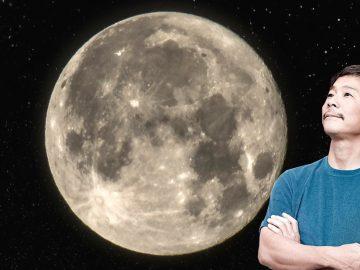 Multimillonario japonés busca una novia para ir a la Luna