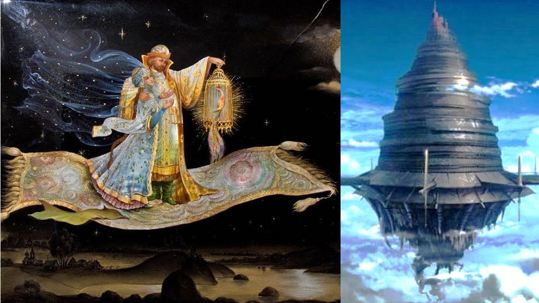 Kebra Nagast: Rey Salomón y el enigma de las alfombras voladoras