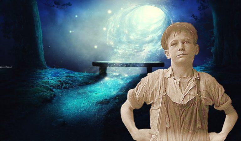 Thomas Johnson: niño desapareció y regresó 58 años después