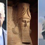 Trump amenaza bombardear sitios históricos y culturales de Irán