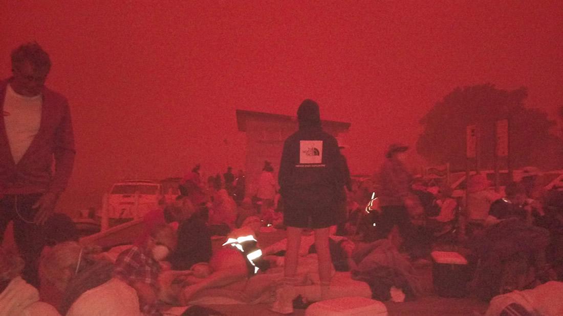La apatía global hacia los incendios en Australia es un presagio aterrador para el futuro