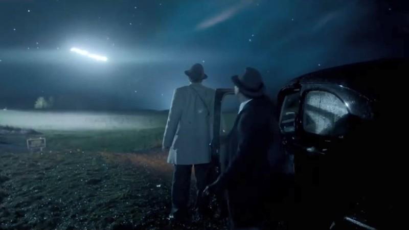 Actores de serie «Proyecto Libro Azul» hablan sobre OVNIs de la vida real