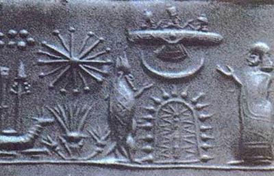 Tecnología ancestral: las antiguas naves de la Atlántida