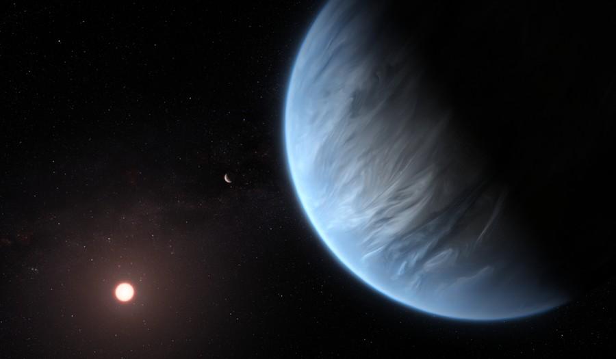 Descubren mundo «alienígena» que tendría condiciones aptas para la vida