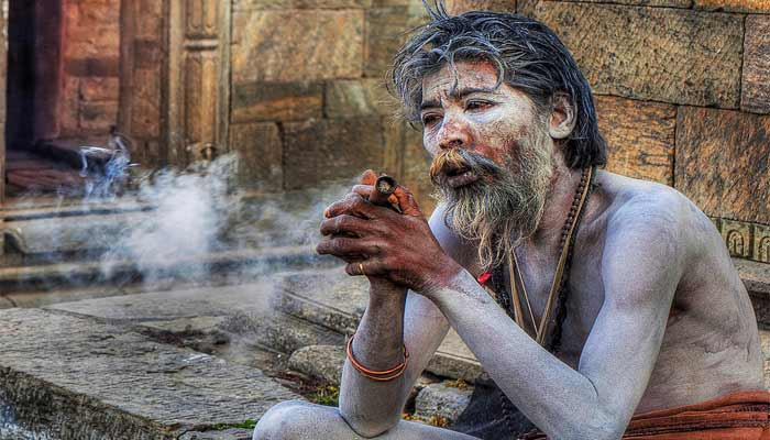 Una secta de caníbales reales viviendo en la India