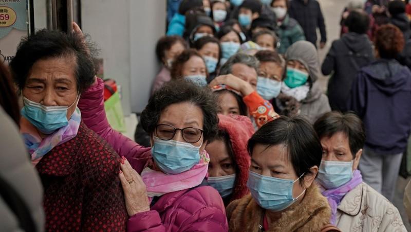 Investigación: son 75.000 al menos las personas infectadas por coronavirus