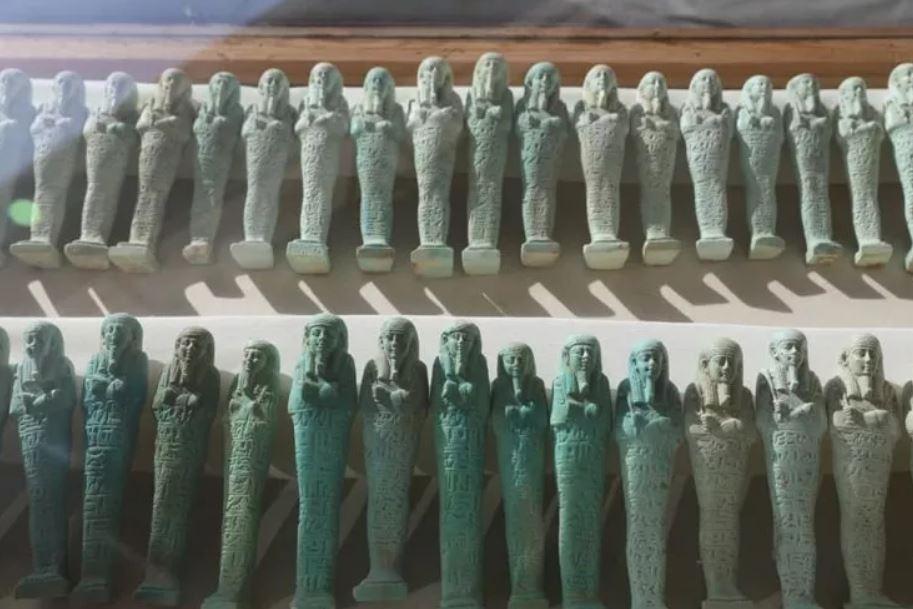 Ciudad de los Muertos de Egipto: hallan artefactos y tumbas sacerdotales del dios Thoth