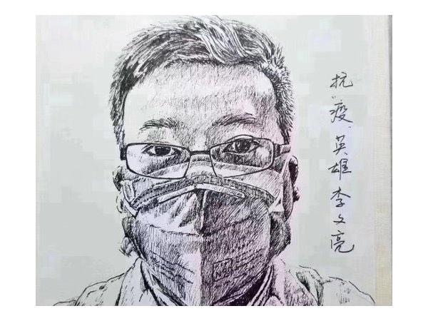 Muere el médico chino que advirtió aparición del coronavirus
