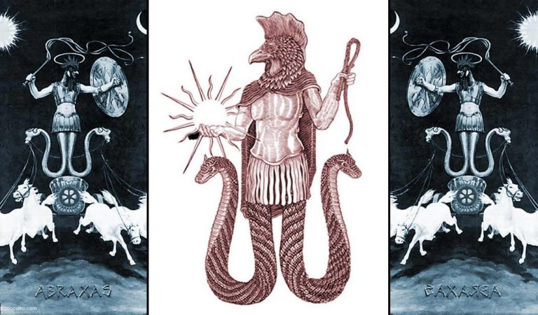 Abraxas: insólito y oscuro dios gnóstico, conocido como el «Gran Arconte» (Vídeo)