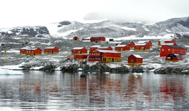 Antártida alcanza los 18 grados Celsius y podría seguir calentándose