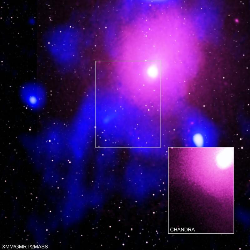 Astrónomos detectan la mayor explosión en el Universo luego del Big Bang