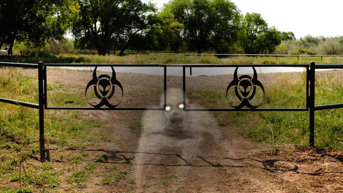 Un «Centro de Comando» de Investigación Paranormal opera en un rancho de Utah, EE.UU.