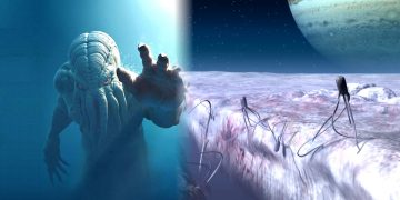 Científica espacial: «hay formas superiores de vida en luna Europa»
