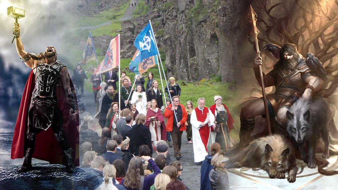 Los dioses nórdicos están regresando: gente de Islandia está volviendo a adorarlos