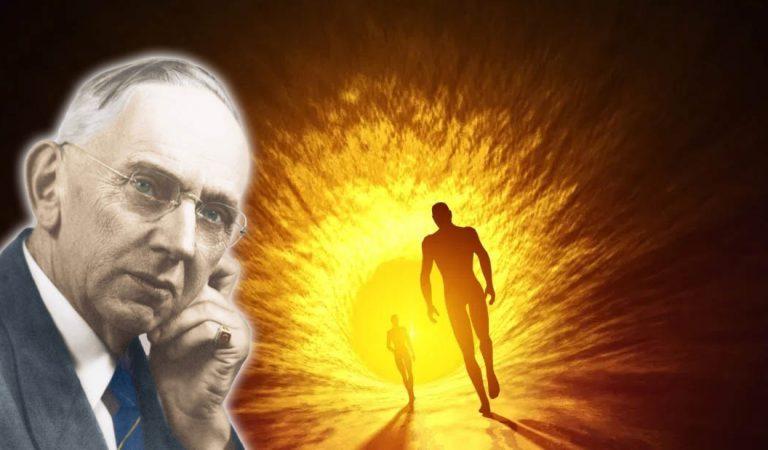 Edgar Cayce y sus investigaciones sobre la reencarnación y el karma