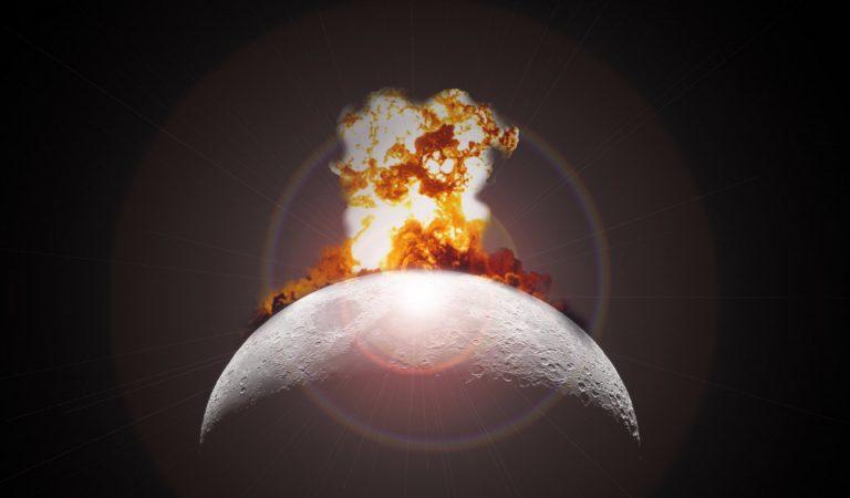 EE.UU. ha bombardeado la Luna, ¿por qué lo hizo?
