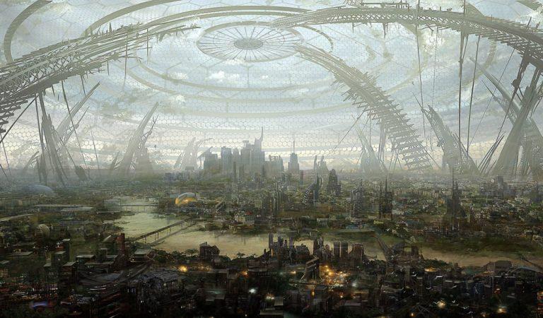 Ellos vieron ciudades «extraterrestres» en experimentos de la CIA