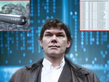 Hacker descubrió todos los «secretos OVNI» de la NASA y la élite