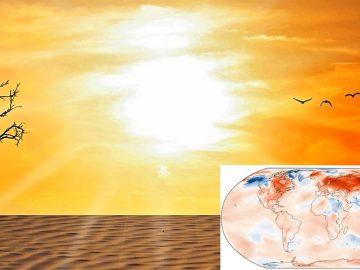 Hemos alcanzado un nuevo récord de calor y apenas empezamos 2020
