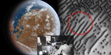 Insólito Mensaje en Código Morse fue recibido desde Marte