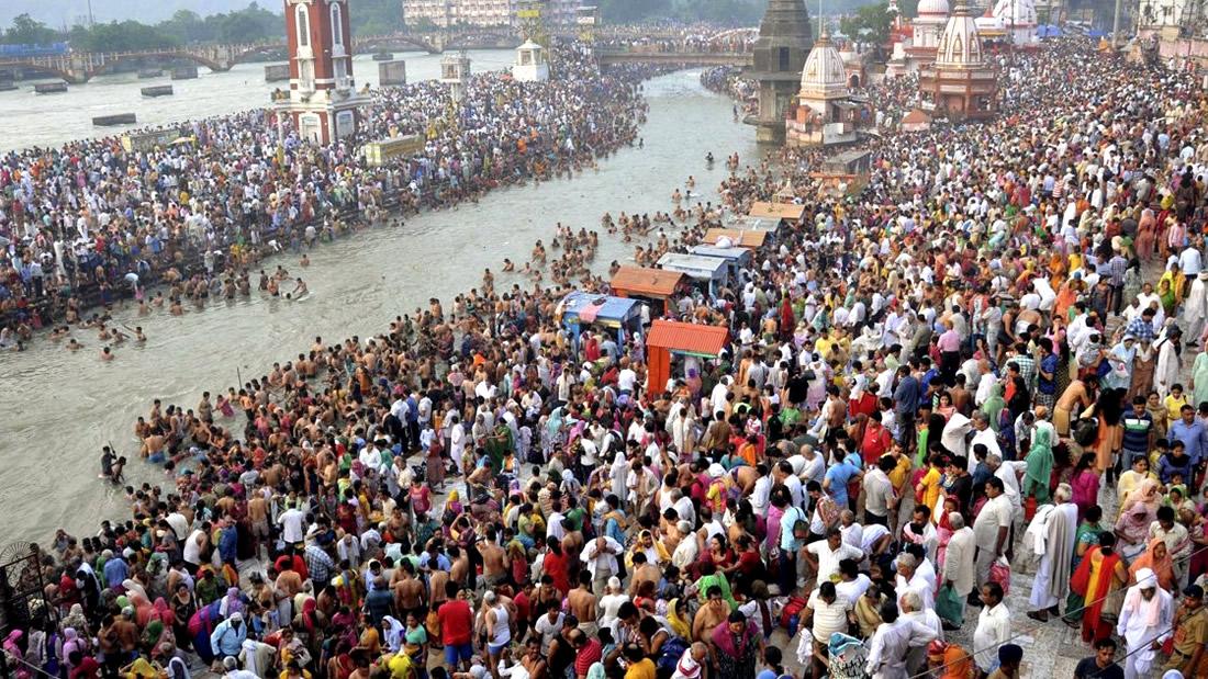 Investigación propone «reducir población» para salvar el planeta