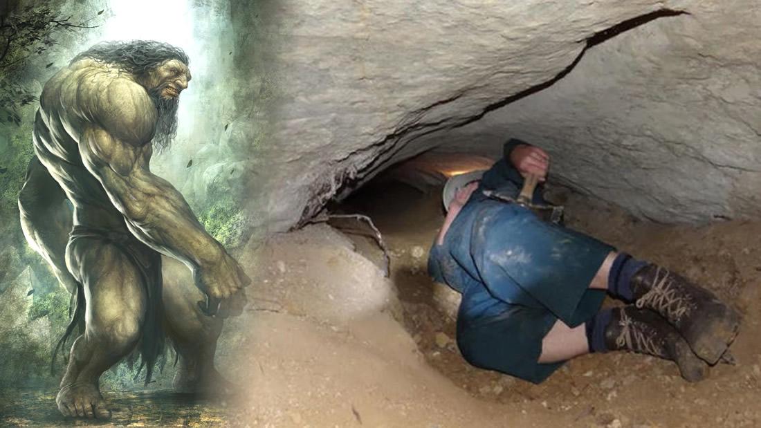 Grupo de investigadores anónimos están en busca de evidencias de gigantes en Nueva Zelanda