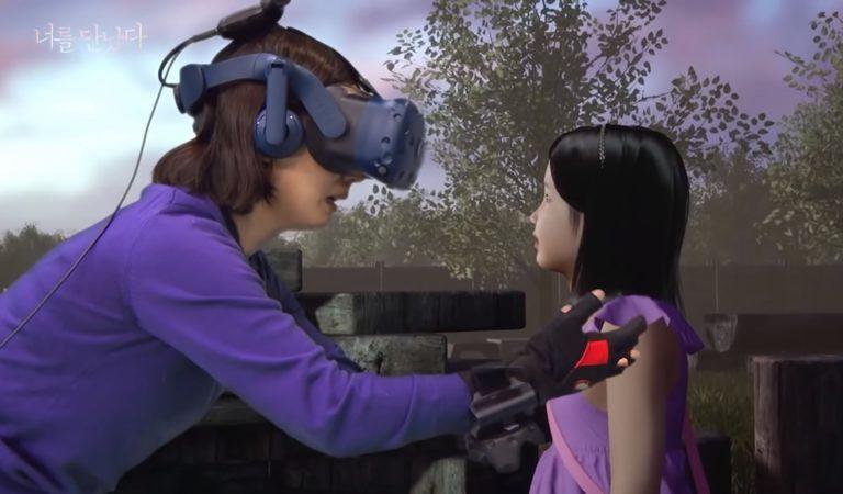 Madre se reencuentra con su hija muerta en la realidad virtual (Vídeo)