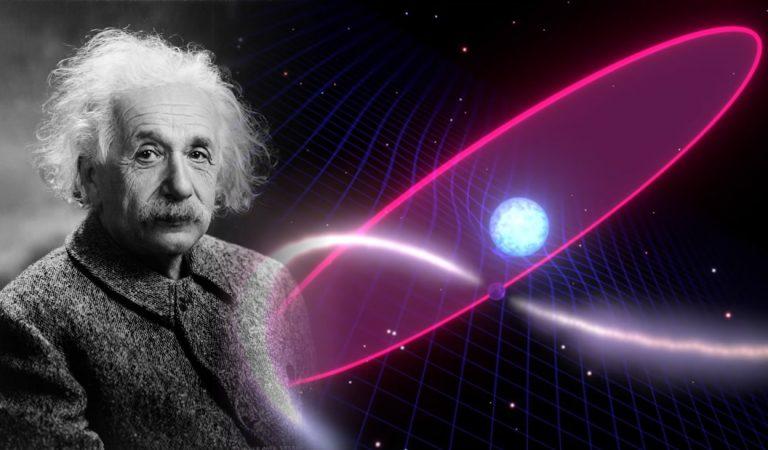 Observan una distorsión espacio-tiempo en un sistema binario de enana blanca y estrella de neutrones