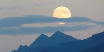 Superluna de nieve: ¡primera superluna del 2020 este fin de semana!