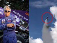 Famoso terraplanista muere de forma terrible al estrellarse su cohete casero por tratar de probar su «teoría»