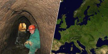 Gigantesca red de túneles subterráneos de 12.000 años descubierta en Europa