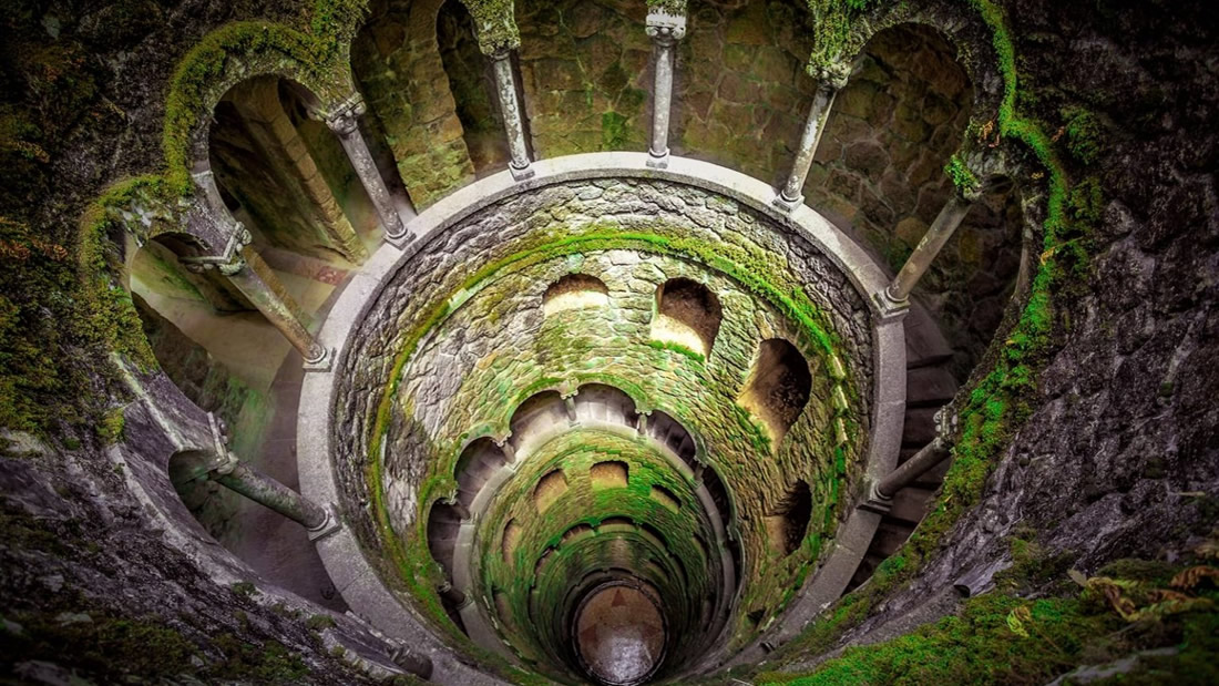 Quinta da Regaleira: pozo iniciático que esconde grandes secretos masones