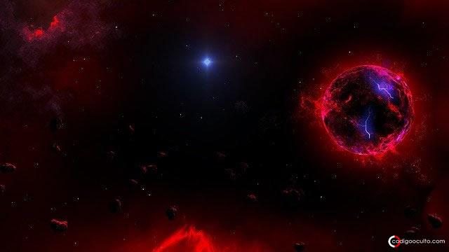 «Burbujas de nada», están comiendo el espacio-tiempo y ahora los físicos están estudiándolas