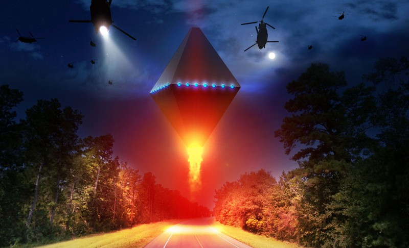 La cara oscura del fenómeno OVNI: encuentros mortales para los testigos