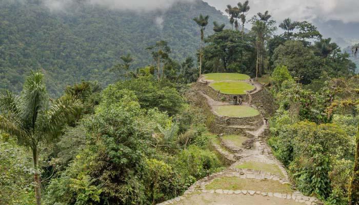Existe una «ciudad perdida» en Colombia mucho más antigua que Machu Picchu