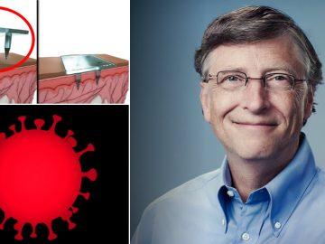 Bill Gates propone implantar «tatuaje» en personas para rastrear cumplimiento de vacuna contra el coronavirus