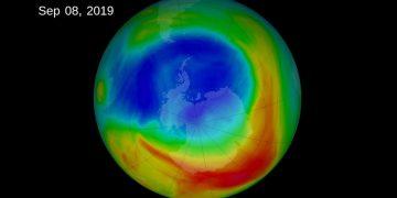 La capa de ozono se está recuperando mucho más de lo esperado