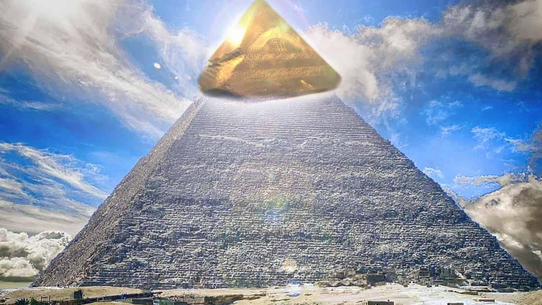 ¿Fue destruida la piedra angular de la Gran Pirámide de Egipto?