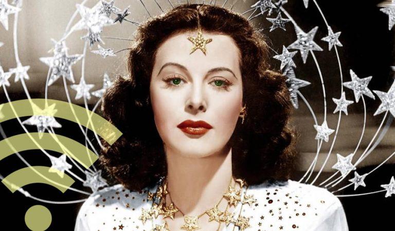 Hedy Lamarr: actriz de Hollywood que inventó el WiFi (Vídeo)