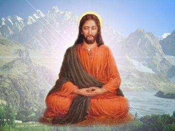 Jesús no habría muerto en la cruz - Su paso por la India